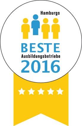 5 Sterne Bei Hamburgs Beste Ausbildungsbetriebe 2016 Fks