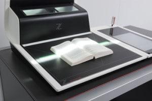 Zeutschel-Buchscanner